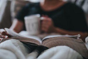 Lezen voor het slapen gaan